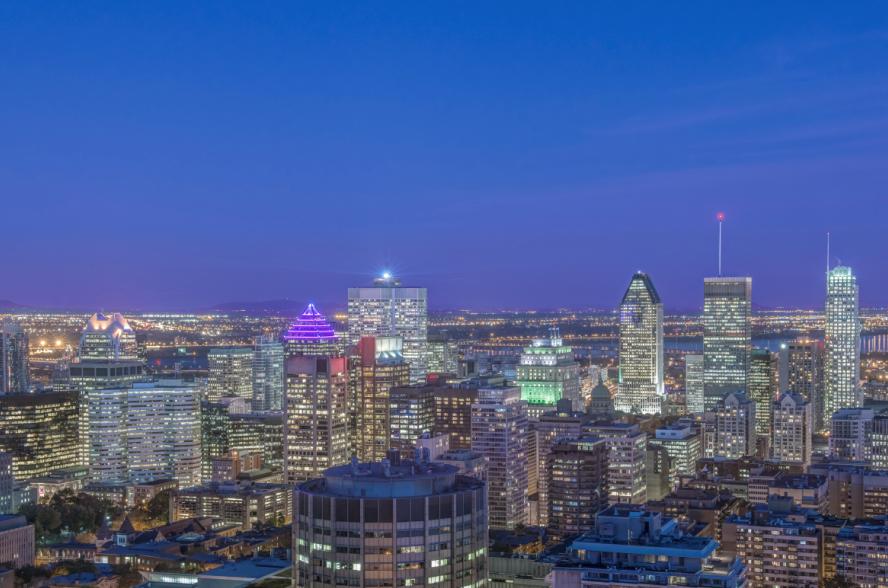 déménagez à Montréal